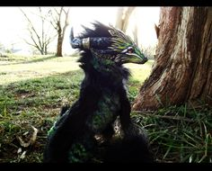--Sold--Poseable Forest Guardian Wolf by Wood-Splitter-Lee on deviantART  He sold for over $2,000...One day...