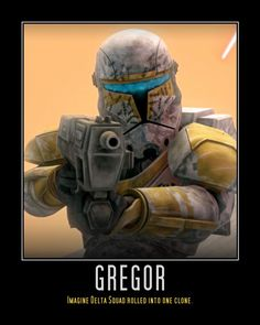 Star Wars The Clone Wars Gregor by *Onikage108 on deviantART