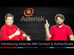Asterisk Tutorial 57 - How to connect to and authenticate your Asterisk Manager Interface (#AMI) connections.
