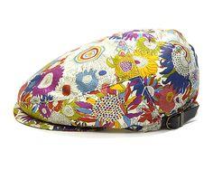Grevi man hat - Grevi cappello floreale uomo