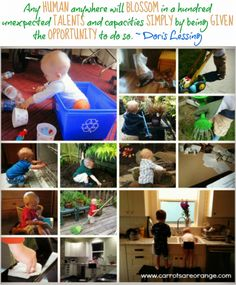 Get Kids Involved in the Home