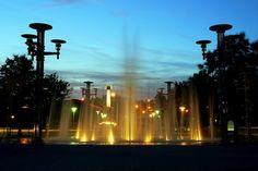 World's Fair Park   Knoxville, TN
