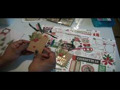YouTube Why Christmas, Christmas Card Crafts, Craft Fairs, Gift Wrapping, Make It Yourself, Tags, Youtube, Ideas, Gift Wrapping Paper