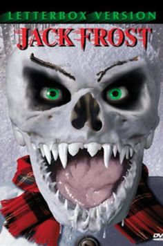 Jack Frost | 14 Christmas Horror Movies To Watch This Holiday Season