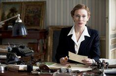 glasses Monuments Men Cate Blanchett