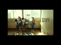 Mr.Children「GIFT」Music Video Movie Songs, Movies, Music Film, Music Videos, My Favorite Things, Children, Youtube, Gifts, Young Children