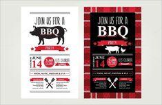 40+ BBQ Invitation Templates | Free & Premium Templates | Free & Premium Templates