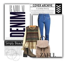"""""""http://www.zaful.com/?lkid=5197"""" by christine-792 ❤ liked on Polyvore featuring мода, Alima и rag & bone"""