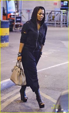 <3 everything about this outfit...Janet Jackson