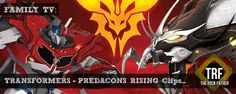 Watch: Three Clips from TRANSFORMERS PRIME: BEAST HUNTERS - PREDACONS RISING