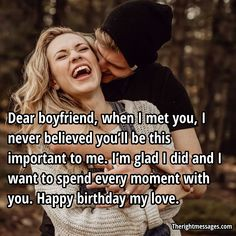Short And Long Romantic Birthday Wishes For Boyfriend – Birthday 2020 Romantic Birthday Wishes, Birthday Message For Boyfriend, Birthday Wishes For Girlfriend, Birthday Wish For Husband, Happy Birthday My Love, Birthday Quotes For Daughter, Birthday Wishes Funny, Happy Birthday Quotes, Birthday Greetings