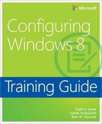 Training Guide: Configuring Windows 8 Pdf Download