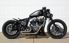 RE-PIN THIS!   Harley-Davidson Sportster bobber