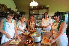 Borgo Argenina -Cooking Class in Tuscany #borgoargenina