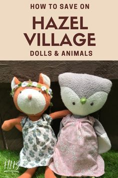 Looking for a Hazel Village Sale? Get these adorable organic stuffed animals at a discount. They're my favorite fabric dolls with removable clothes. Best Toddler Toys, Best Kids Toys, Toys For Boys, Cool Hats, Imaginative Play, Cloth Bags, Fabric Dolls, Baby Toys, Boy Or Girl
