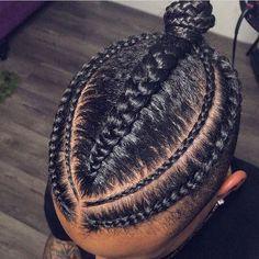85 Box Braids Hairstyles for Black Women - Hairstyles Trends Box Braids Hairstyles, Latest Braided Hairstyles, Black Men Hairstyles, Braided Hairstyles Tutorials, Boy Hairstyles, Teenage Hairstyles, Hairstyles Pictures, Medium Hairstyles, Popular Hairstyles