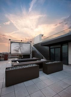 25 Inspiring Rooftop Terrace Design Ideas   DesignRulz.com