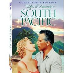 South Pacific (1958) On a South Pacific island during World War II, love blooms between a young nurse and a secretive Frenchman who's being courted for a dangerous military mission.  Rossano Brazzi, Mitzi Gaynor, John Kerr...musical