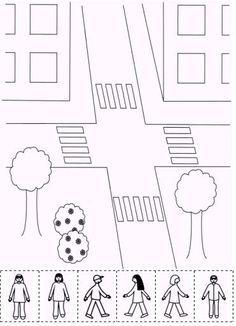 La sécurité routière - le blog lesmoyensgrands Preschool Rules, Preschool Learning Activities, Road Safety Games, Kids Workshop, Writing Pictures, Aesthetic Iphone Wallpaper, Classroom Themes, Literacy Centers, Kids Education
