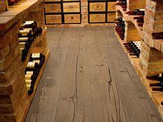 Referenzen : mafi Naturholzboden Natural Wood Flooring, Wide Plank Flooring, Wooden Flooring, Hardwood Floors, Jungle Room, Brick And Wood, Floor Finishes, Deco, Mafia