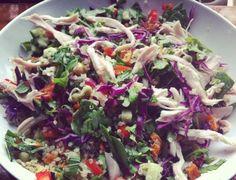 Roast Chicken + Quinoa Salad - I Quit Sugar