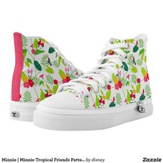 Minnie | Minnie Tropical Friends Pattern