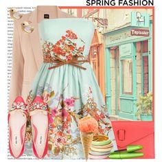 Spring Fashion - Sorbet Colors