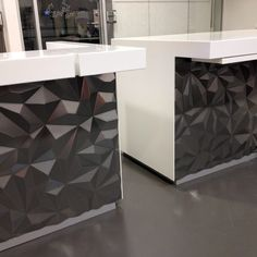 Interlam is the innovator and the leading manufacturer of decorative, and carved wall panels and the Supplier of the colored MDF, ForesColor. Exterior Design, Interior And Exterior, Wall Pannels, Office Space Planning, Architectural Materials, Wall Finishes, Ceiling Finishes, Wood Panel Walls, Wood Wall