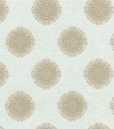 Nate Berkus Home Decor Print Fabric-Doe