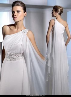 Wedding Dresses Rome Style