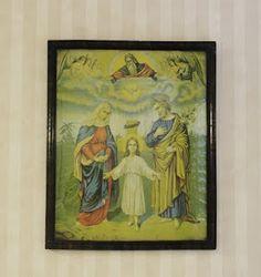 1000 images about catholic home on pinterest catholic for Catholic decorations home