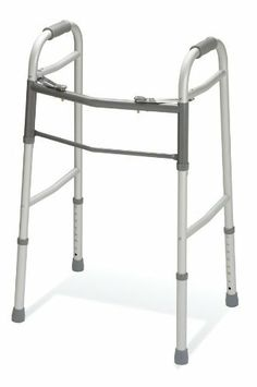 Easy-to-use, push-button mechanisms let walkers fold easily.Each side folds independently to allow easy movement through narrow spaces.Height adjusts from approx. Mobility Aids, Adjustable Legs, Personal Care, Health, Easy, Wheels, Button, Fingers, Youth