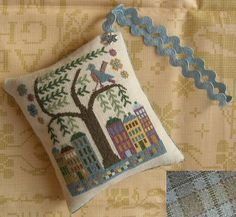 Westwinds (Barrick Samplers/Carriage House Samplings) | Flickr - Photo Sharing! Love these colors!