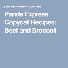 Panda Express Copycat Recipes: Hot and Sour Soup Panda Express Recipes, Hot And Sour Soup, Cooking Recipes, Healthy Recipes, Broccoli Beef, Flank Steak, Copycat Recipes, Low Carb, Dishes