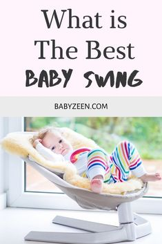 Check out our list of the top 10 baby swings in 2019 selected by our experts. baby breastfeeding baby infants baby quotes baby tips baby toddlers Toddler Toys, Toddler Activities, Baby Toys, Newborn Care, Baby Boy Newborn, Toys For Boys, Kids Toys, Camping Toys, Camping With A Baby