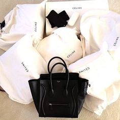 Obsessed with this Celine bag