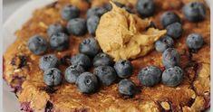 Dietetyczny placek owsiany już kiedyś pojawił się na moim blogu, wtedy w wersji z dżemem i truskawkami. Tym razem po pierwsze proponuję inn... Cereal, I Am Awesome, Food And Drink, Breakfast, Gardening, Diy, Morning Coffee, Bricolage, Lawn And Garden