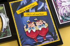 Disney Inspiration by Mel Heaton – Create & Craft Blog