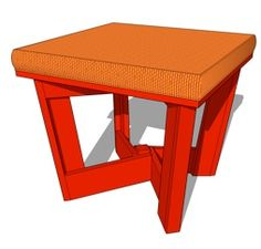 DIY Furniture Design Bank - An entire site dedicated to DIY furniture design. Pick a model/piece of furniture and it gives you step by step directions on how to make it yourself. Diy Home Furniture, Furniture Projects, Furniture Making, Furniture Makeover, Wood Projects, Furniture Design, Simple Furniture, Indoor Crafts, Home Crafts