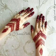 100 New Mehandi design images for hands HQ : Let's Get Dressed Finger Henna Designs, Mehndi Designs 2018, Mehndi Designs For Beginners, Modern Mehndi Designs, Mehndi Design Pictures, Mehndi Designs For Girls, Mehndi Designs For Fingers, Dulhan Mehndi Designs, Beautiful Mehndi Design