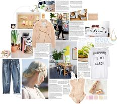 """""""SHOPPING IS MY CARDIO"""" by newyorkismysoul ❤ liked on Polyvore"""