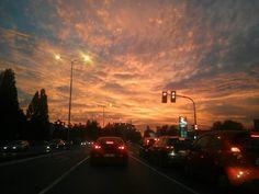 Najlepše fotke zalaska sunca u Beogradu - 24sata.rs
