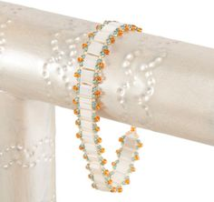 8 Easy Steps to Making a Tila Bead Ladder Stitch Bracelet: Gather Your Materials