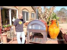Video tutorial on the FORNO TOSCANO ASSEMBLY.  This is the  -Mangiafuoco- oven with Fontana Forni.   www.fontanaforniusa.com