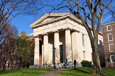 Manning Chapel, Brown University, Providence. I was married there.