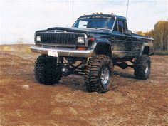 Off-Road jeep trucks are awesome