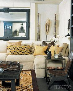 A Family Home Restored. African Home DecorAfrican ...
