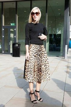 black and leopard - classic