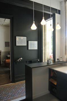 Fusion D – Rénovation espace de vie Maison bourgeoise