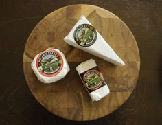 Morgan's favorite local cheese from Nicasio Valley Cheese Co.